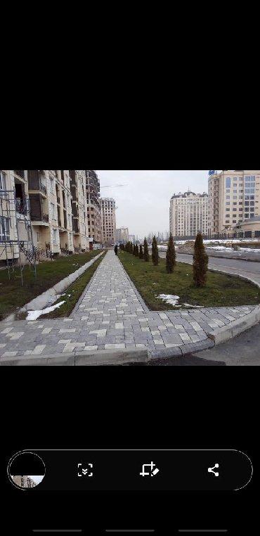 цветы комнатные много в Кыргызстан: Продается квартира: 1 комната, 54 кв. м