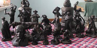фарфоровая фигурка в Кыргызстан: Куплю ( Сатып алам) для коллекции металлические и фарфоровые