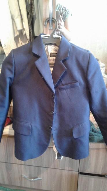Пиджак школьный - Кыргызстан: Школьный пиджак 9 -10лет