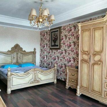 Посуточно день ночь 1 комн квартира на Исанова - Боконбаева.   Шика