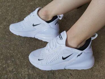Ženska patike i atletske cipele | Vladicin Han: Bele Nike 270🤍 Brojevi: 40🤍 Cena: 2699 din.🤍