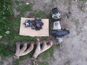 Транспорт - Кашка-Суу: Продаю на БМВ Е34 bmw 525 рулявой редуктор в вместе тулкой тормозной