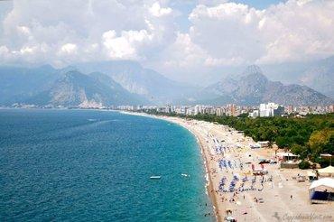 Bakı şəhərində Antalya Turu (7-11 Sentyabr) - 379 USD