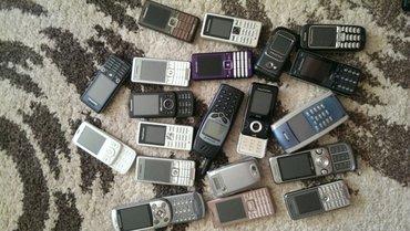Продам целую коллекцию Sony Ericsson Все в в Бишкек