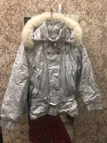 Куртка- пуховик. Пух натуральный в Бишкек