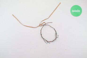 Жіночий чокер з камінням   Діаметр: 13 см. Регулюється  Стан гарний