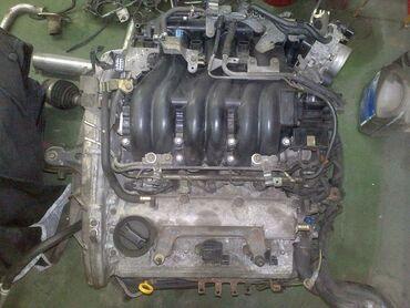 audi cabriolet 26 v6 - Azərbaycan: Nissan maxima mühərrik 3 mator V6 2006 cı il benzin