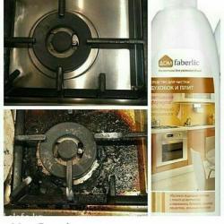 Средство для чистки духовок и плит. блестящий результат в Бишкек