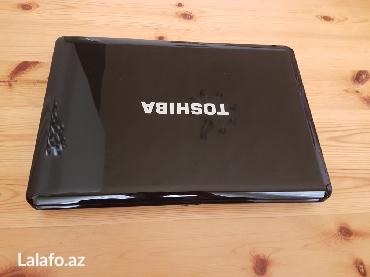 Bakı şəhərində Toshiba satelitte a350d-201. veziyyeti yaxshi.lakin xirda problemi var