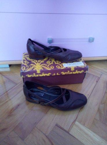 CARMENS® CALZATURE CIPELE.Italijanske cipele sa dizajnom od PRAVE - Borca