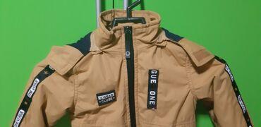 NOVO Jaknica za decake broj 2,odlicna jaknica polu debela za ovo vreme