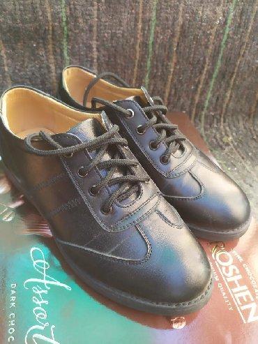 черный замшевая туфли в Кыргызстан: Новые туфли на мальчика, размер 32,цвет черный Нам не подошёл размер