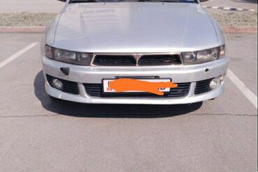 Mitsubishi Galant 2.5 л. 1998