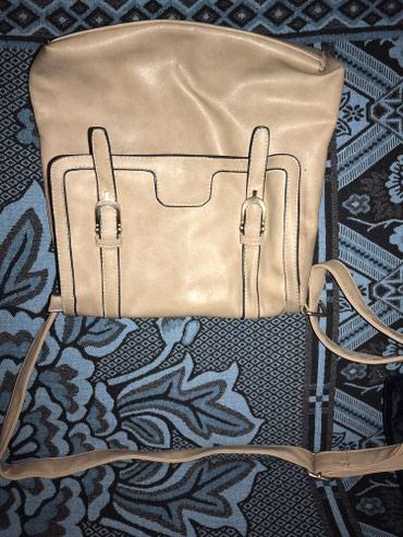 Jos jedna nova torba koja samo stajala...odlicna,prakticna,moderna - Crvenka