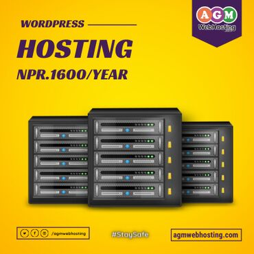 AGM Web Hosting is a leading domain and hosting provider company in Ne