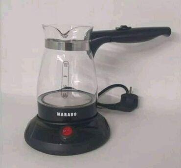 Električna džezva Marado staklenaKuvanje kafe u veoma kratkom vremenu