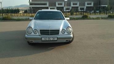 Tovuz şəhərində Mercedes-Benz E 240 1998