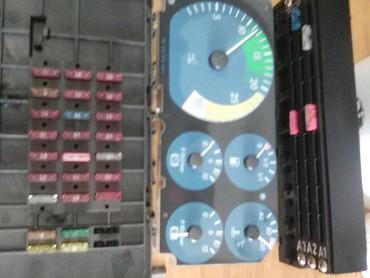 Mercedes Atego 815 817 щиток приборов блок предохранителей