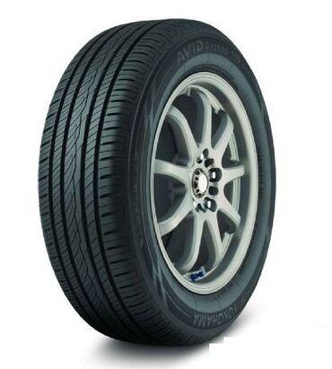 глобал шина в Кыргызстан: Продам 2 комплекта шин.1) Yokohama Avid Ascend 215/60r16 94v