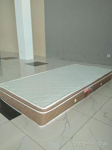 Полный ортопедический пружинный матрас 90 × 190. Сделано в Турции