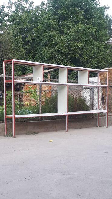 Мебель - Кара-Суу: Полка витрина Сатылат. 1шт