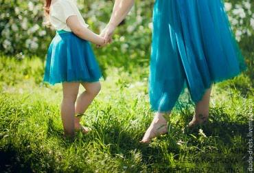 Пышные юбки, Юбка пачка мама-дочка,  в Бишкек