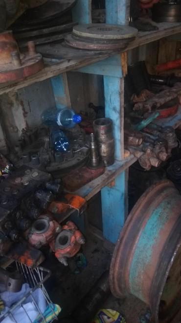 Запчасти для кофемашины - Кыргызстан: Трактор запчаст