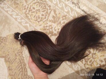банты для волос в Азербайджан: Sac 1defe istfade olunub.ikisi bir yerde 90aznUzunlugu 50sm 280ededdir