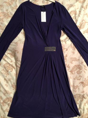 Вечернее платье с декольте, Турция, 44 размер, новое в Бишкек