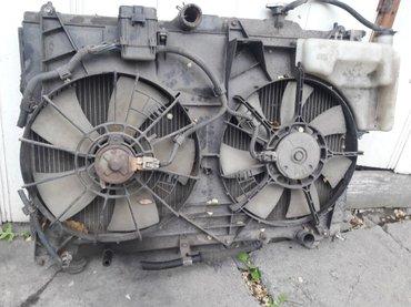 На эстиму продаю радиатор с в Бишкек