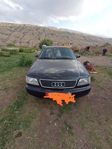 Транспорт - Ат-Башы: Audi A6 2 л. 1994