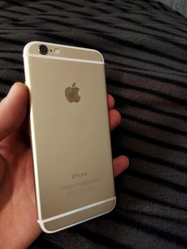 IPhone 6 | 16 GB | Qızılı | İşlənmiş | Barmaq izi