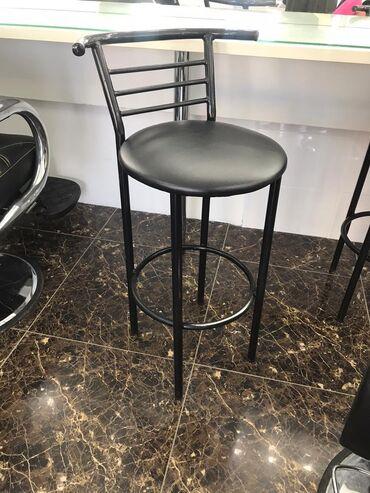 Барные стулья, каждая по 1500 сомов