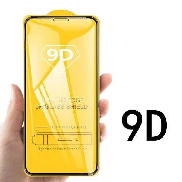 Zaštitno staklo   Srbija: Iphone XR 9D zastitno staklo. Kompletna zastita za vas telefon