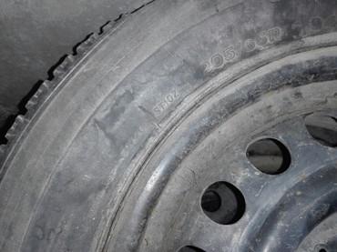 шина 205 65 r15 в Кыргызстан: Колеса с диками на мерс 205°65р15