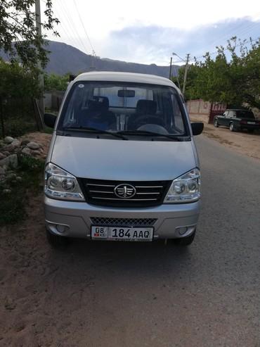 Синий faw - Кыргызстан: Срочно Продаю грузовик Faw 2014гв об 1.0 механика состояние идеальное