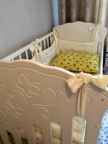 Детская кроватка. Производство в Бишкек