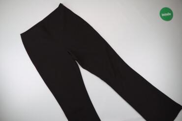 Жіночі штани в кльош, р. М   Довжина: 114 см Довжина кроку: 88 см Напі