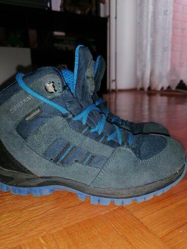 Copperminer cipele za dečake, vodootporan. Br 33, malo manji kalup