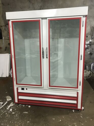 Витринный холодильник для мяса - Азербайджан: Холодильник-витрина холодильник