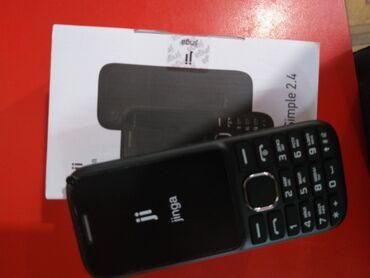 mobile - Azərbaycan: Orginal Jinga 1 il zəmanət 2 sim kart real alıcıya endirim var
