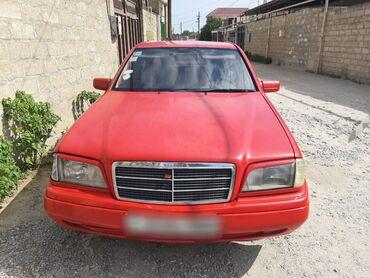 brilliance m2 1 8 at - Azərbaycan: Mercedes-Benz C-Class 1.8 l. 1994 | 300000 km