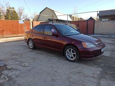 Honda 2002 1.7 л. 2002 | 250000 км