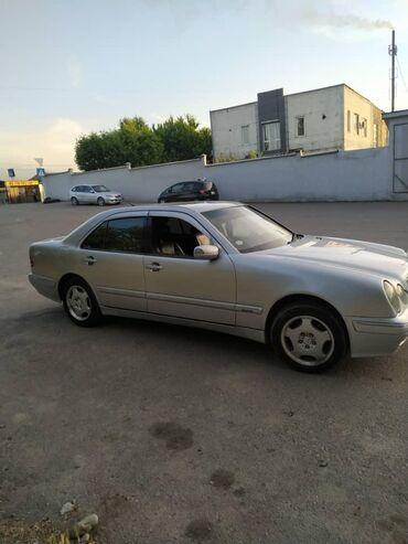 Mercedes-Benz в Кыргызстан: Mercedes-Benz E 270 2.7 л. 2001 | 300000 км