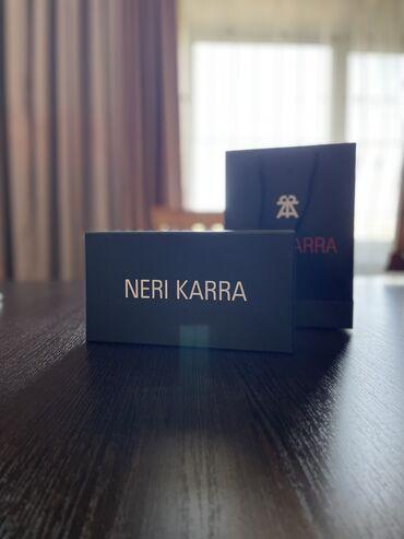 чек в Кыргызстан: Nerri Karra Подарили 07.05.2021 Имеется кассовый чек.  Продаю из-за то