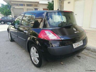 Renault Megane 1.6 l. 2003   170063 km