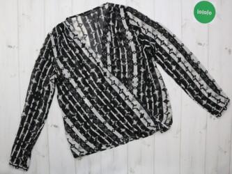 Женская блуза на запах Atmosphere,р.M\S           Длина: 60 см Рукава