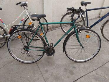 Немецкий скоростной велосипед . колеса на 28. Состояние хорошее