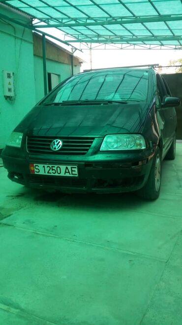 Volkswagen Sharan 1.9 л. 2001 | 409642 км