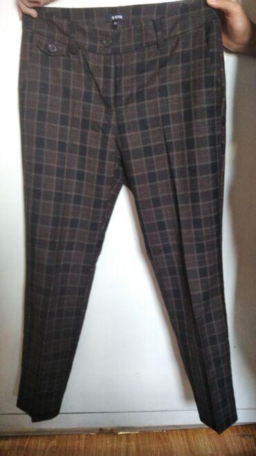 Брюки OSTIN.размер xs. На рост до 160см. Классные брюки мягкая приятна